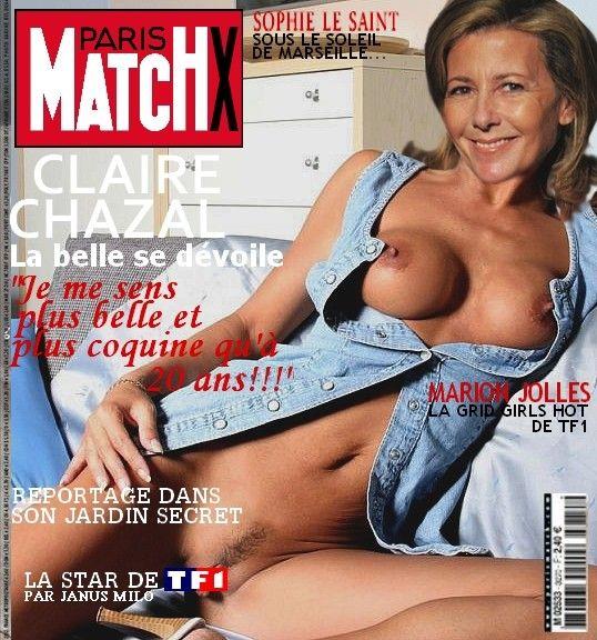 """""""Ca y est le nouveau Paris-Match est sorti!!!"""""""