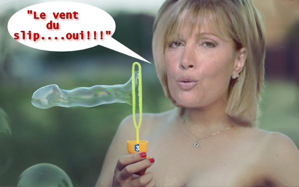 Le vent du Mistral ma Fabienne....????